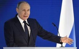 Thông điệp liên bang của Putin: Lời khen cho những người ở tuyến đầu và thông điệp của một nước Nga kiên nhẫn và tỉnh táo trước phương Tây