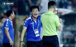 """Tạo nên trận đấu """"lạ lùng"""" bậc nhất lịch sử V.League, CLB Nam Định bị VFF phạt tiền"""