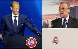 Vì sao UEFA không hủy trận Real - Chelsea?