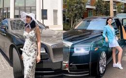 """Rolls-Royce đã tạo nét trên """"đường đua"""" đẳng cấp của hội con nhà giàu Việt như thế nào?"""