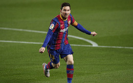 Barcelona 5-2 Getafe: Show diễn của Messi