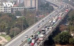 Hà Nội cấm xe đường Vành Đai 3 trên cao đoạn Mai Dịch-Cầu Thăng Long
