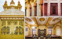 Lâu đài đồ sộ theo phong cách Tây của đại gia Việt: Đẳng cấp giàu có hay trưởng giả học làm sang?