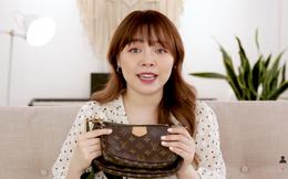 """Chia sẻ không dám xách túi Louis Vuitton vì sợ người ta biết mình dùng đồ hiệu, Trinh Phạm nói gì khi bị netizen kêu """"xạo xạo""""?"""