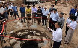 Phát lộ nhiều dấu tích quan trọng về Hoàng thành Thăng Long