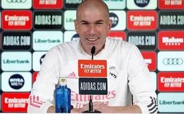 Zidane báo tin vui trước trận đấu khó lường