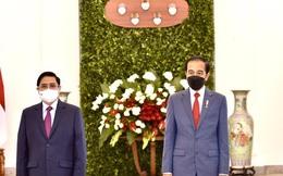 Việt Nam – Indonesia nhất trí sớm hoàn tất đàm phán ranh giới vùng đặc quyền kinh tế