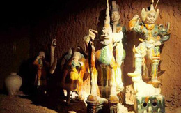 Ngôi mộ cổ của một cặp vợ chồng cách đây hàng nghìn năm tiết lộ câu chuyện gây xúc động mạnh cộng đồng mạng