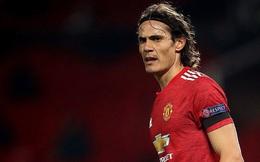 Edinson Cavani khẳng định quyết tâm rời Manchester United