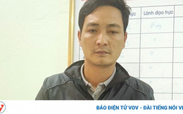 Công an Lai Châu bắt giữ 4 đối tượng buôn lậu cá tầm Trung Quốc
