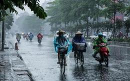 Dự báo thời tiết hôm nay: Hà Nội có mưa rào và dông rải rác