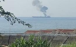 Tàu chở dầu Iran bị tấn công ngoài khơi Syria, 3 người chết