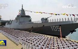 """SCMP: Trung Quốc triển khai tàu tấn công """"khủng"""" ở biển Đông, phát tín hiệu tới láng giềng"""
