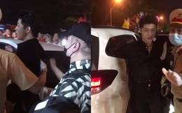"""Sự thật đoạn clip nghi ngờ Noo Phước Thịnh bị công an """"bắt""""?"""