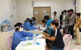 Thêm 76 ca lây nhiễm cộng đồng, dịch Covid-19 ở Lào chưa hạ nhiệt