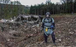 Có gì trong kho vũ khí Vrbetice của Czech bị nổ năm 2014?
