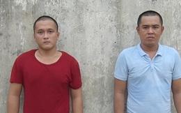 Bắt 2 con nghiện chuyên trộm xe máy trong nhà trọ
