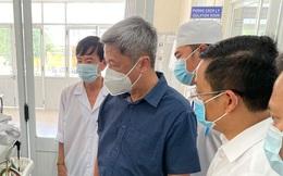 Thứ trưởng Nguyễn Trường Sơn: Nguy cơ dịch bệnh xâm nhập là rất lớn... phải xây dựng thế trận lòng dân