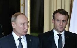 Tổng thống Nga-Pháp điện đàm về căng thẳng ở Đông Nam Ukraine