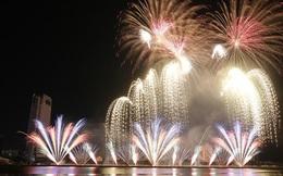 Đà Nẵng tiếp tục dừng lễ hội pháo hoa quốc tế