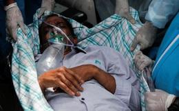 Bệnh nhân Covid-19 ở Ấn Độ xuất hiện thêm các triệu chứng mới: Chảy máu mũi - miệng, lú lẫn