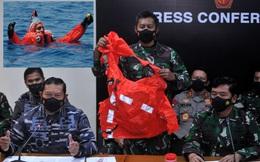 Áo thoát hiểm hé lộ phút cuối của thủy thủ tàu ngầm Indonesia: Giành giật sống sót ở độ sâu 800m