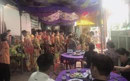 Án mạng giữa đám tang ở Long Khánh
