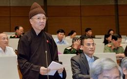 Hòa thượng Thích Thanh Quyết là ứng cử viên đại biểu Quốc hội khóa XV tại Quảng Ninh