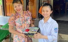Cuộc sống khác biệt của nữ sinh ở Hà Tĩnh sau khi trả lại túi tiền gần nửa tỷ đồng
