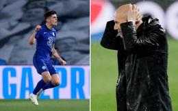 """Khiến Zidane ôm đầu thất vọng, Chelsea tiến gần đến trận chung kết nhờ """"đòn phủ đầu"""" sắc lẹm"""