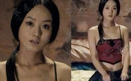 Loạt ảnh 'thiếu vải' của Triệu Lệ Dĩnh 8 năm trước bỗng hot lại: Body lộ khuyết điểm, visual 1 trời 1 vực so với bây giờ