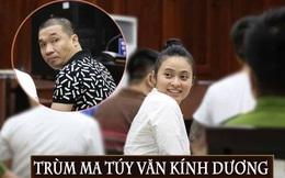 Bị đề nghị y án tử hình, trùm ma túy Văn Kính Dương vẫn cười tươi, ôm hôn thắm thiết hotgirl Ngọc Miu