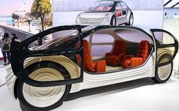Đột phá công nghệ xe điện không người lái, được nhà thiết kế ngợi ca hết lời!