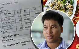 """Vụ 1,8 triệu đồng/kg ốc hương: Chủ nhà hàng đưa clip để """"minh oan"""""""