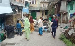 Ấn Độ rung chuyển vì động đất 6,4 độ