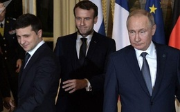 Kiev: Ông Putin chấp thuận gặp Tổng thống Ukraine