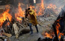 Thêm một thảm kịch trong cơn ác mộng ở Ấn Độ: Chồng giết vợ mắc Covid-19 rồi tự sát