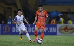 Hà Nội FC 0-1 Bình Định: Học trò thầy Park mắc sai lầm, Hà Nội FC thua ngay trên sân nhà