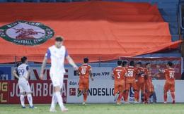 SỐC: Quang Hải chơi đẳng cấp, CLB Hà Nội vẫn trắng tay, run rẩy chờ cửa hẹp vào top 6