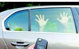 Thấy chiếc taxi đỗ sai quy định, người dân gọi cảnh sát đến kiểm tra và không khỏi giật mình khi nhìn vào trong xe