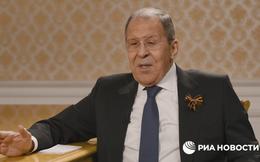 """Ngoại trưởng Lavrov: Nga từng xuống nước hết cỡ, nhưng chính quyền Biden thẳng thừng nói """"không"""""""