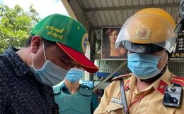 Uống 4 lon bia, ngủ hơn 10 tiếng rồi chở khách lên Sài Gòn, tài xế ngỡ ngàng vì bị phạt 7 triệu đồng