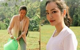 Trương Tri Trúc Diễm làm giám khảo Miss Earth Vietnam 2021