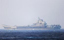 Rộ ảnh chiến hạm Mỹ xông vào giữa nhóm tàu Liêu Ninh, chuyên gia TQ: Nếu đúng thì tàu Mỹ đang bị vây