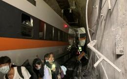 Tai nạn tàu hỏa ở Đài Loan: 51 người thiệt mạng, con số thương vong có thể còn tăng