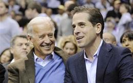 """Con trai Tổng thống Joe Biden nói về chiếc """"laptop từ địa ngục"""""""