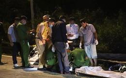 Hiện trường vụ tai nạn kinh hoàng, xe tải tông 2 nữ sinh tử vong tại chỗ