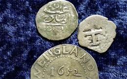 Đồng tiền cổ giữ bí mật về cướp biển giết người khét tiếng cổ xưa