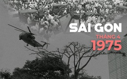 """Sài Gòn, tháng 4/1975: Cây me trong Đại sứ quán và """"thanh thế"""" của nước Mỹ"""