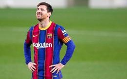 Messi tỏa sáng, Barca vẫn thua ngược đau đớn bại tướng của Man United, mất cơ hội lên ngôi đầu